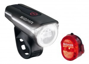 LED-Bel.-Set Sigma Aura 60 USB/Nugget II